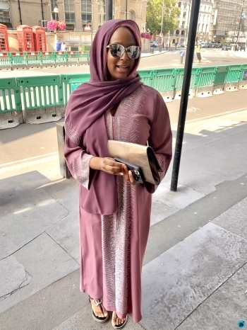"""Normalize styling in less revealing clothes"" – Fans laud DJ Cuppy over Muslim outfit"